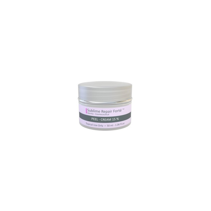 Peel Cream 15% Normal