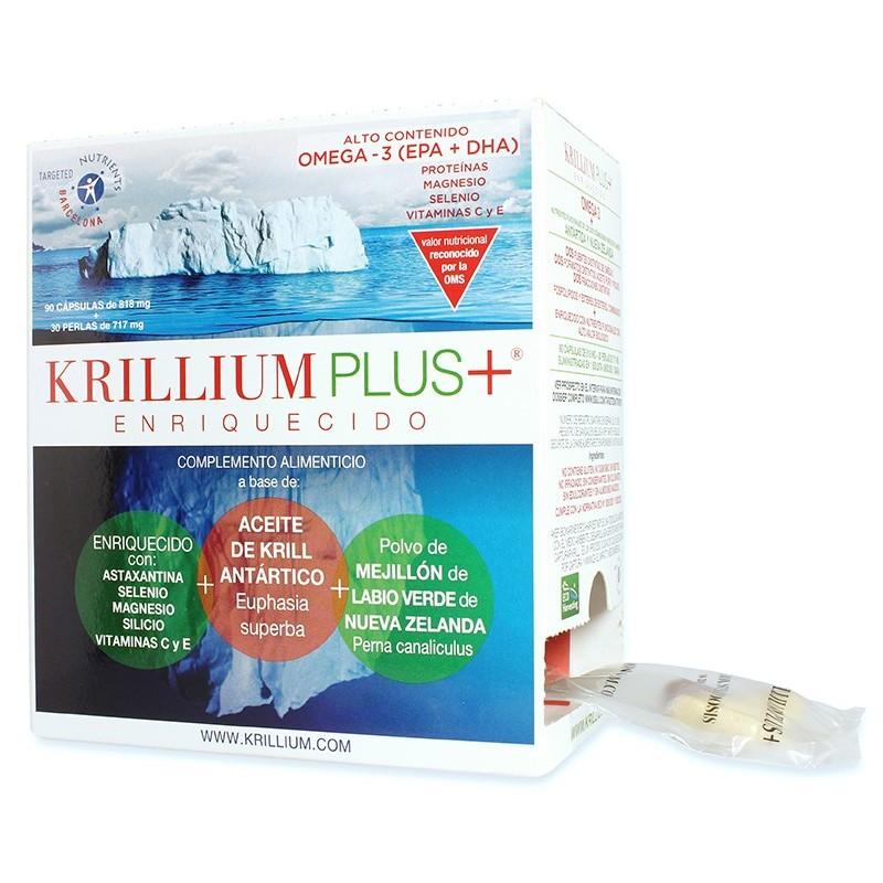 Krillium Plus Enriquecido