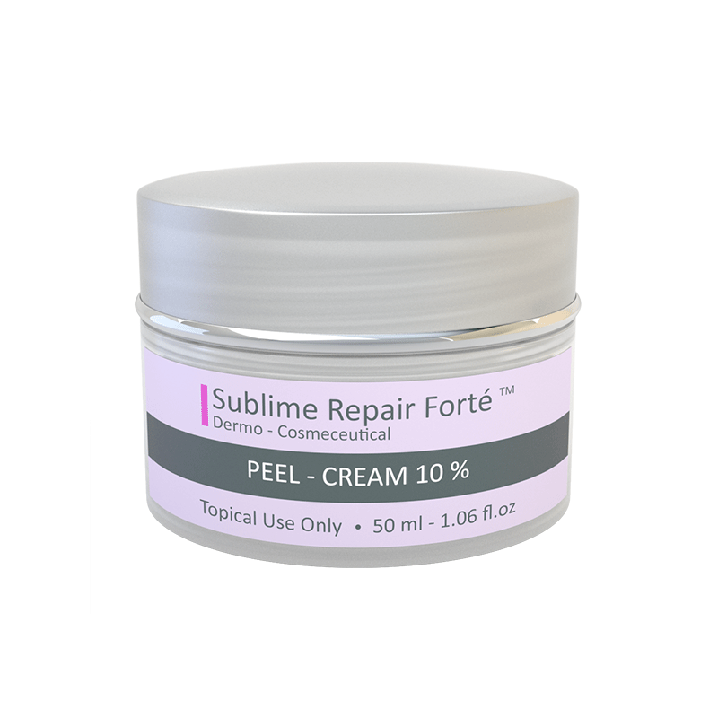 Peel Cream 10% Sensitive