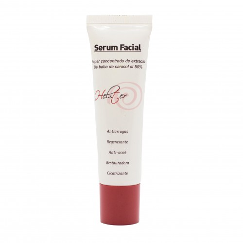Serum Facial Heliter