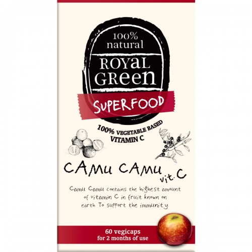 Camu Camu Vitamina C Royal Green