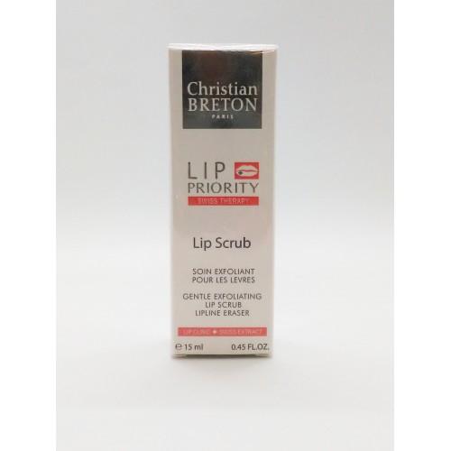 Christian Breton Lip Priority - Lip Scrub